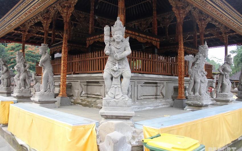 """Bali - """"qəzəbli tanrılar"""" adası - REPORTAJ"""