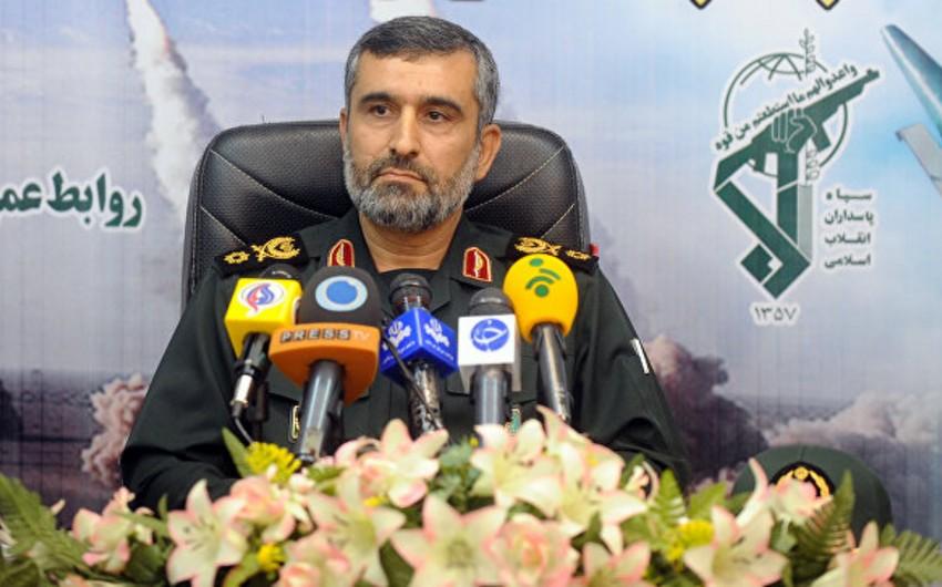 """İranlı generalı: """"Bizdə """"bombaların atası"""" sayılacaq bomba var"""""""