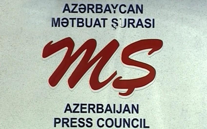 Mətbuat Şurası Prezident seçkilərinin KİV-də işıqlandırılmasına dair hesabatını açıqlayıb