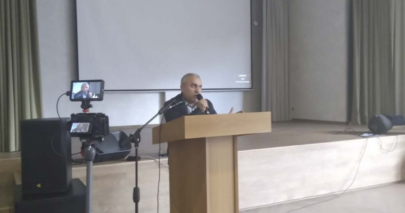 Azerbaijan's victory highlighted in Western Ukrainian conference