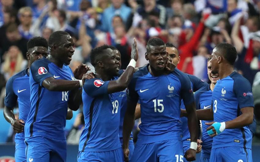 AVRO-2016: Fransa İslandiyaya 5:2 hesabı ilə qalib gələrək yarımfinala yüksəlib - FOTO - VİDEO