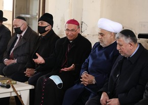 Head of Catholic community on Aghdam: I was horrified by what I saw