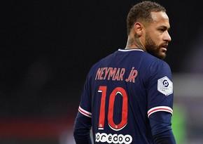 Neymar 2 oyunluq cəzalandı