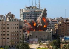 Израиль вновь нанес удары по домам командиров ХАМАС