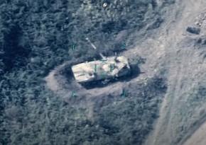 Азербайджанская армия уничтожает вражеские подразделения