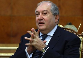Ermənistanın prezident administrasiyası müxalifəti təkzib edib