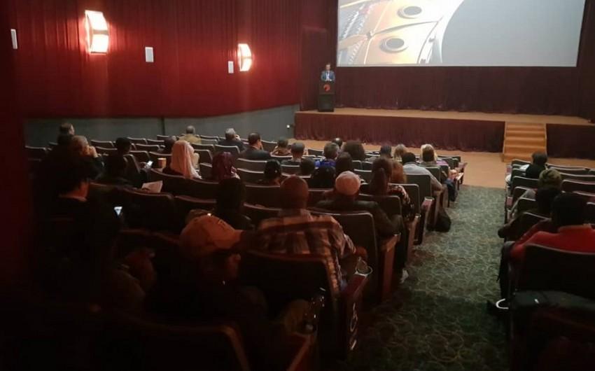 """Avropa Film Festivalı çərçivəsində """"Əbədi ezamiyyət"""" sənədli filmi nümayiş etdirilib"""