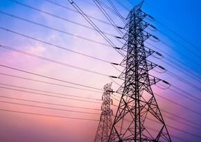 Gürcüstanın Azərbaycandan elektrik enerjisi idxalı artıb