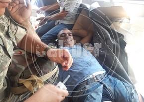 Azerbaijani citizen of Armenian origin hit by landmine in Khojavand