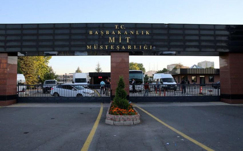 Operation starts at Turkish National Intelligence Organization, 100 employees dismissed