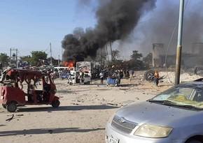 Futbolçuları daşıyan avtobus partladılıb, 4 nəfər ölüb