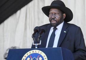 Президент Южного Судана распустил парламент