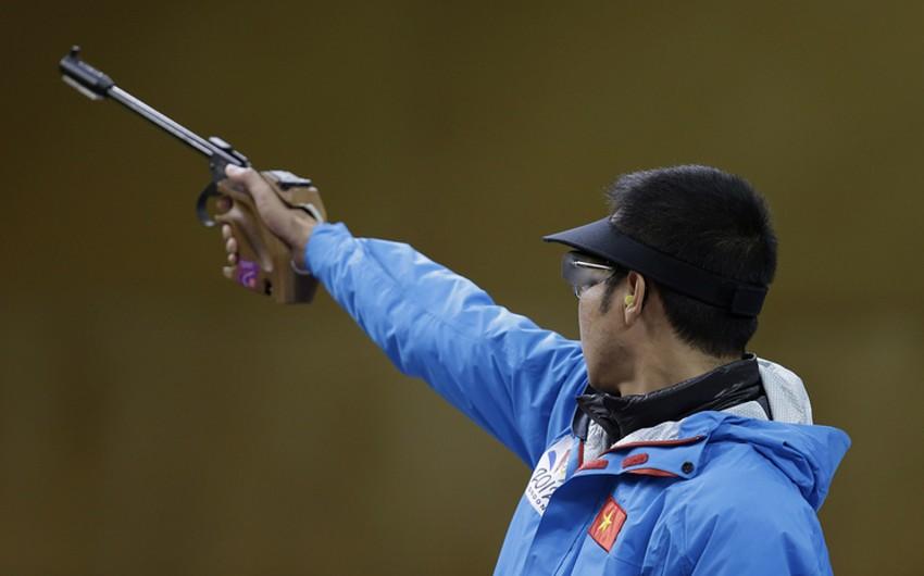 Vyetnam tarixində ilk Olimpiya qızılını qazanıb