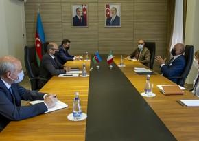 Азербайджан и Италия расширят связи в энергетической сфере