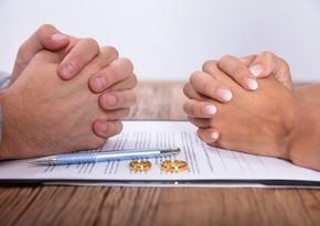 İki ayda 5 672 nikah və 2 417 boşanma halı qeydə alınıb