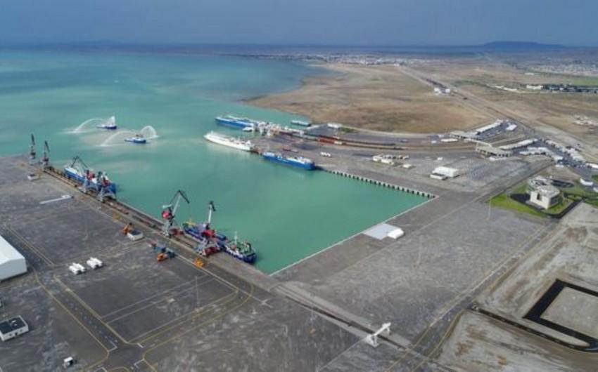 Tikilən Bakı Beynəlxalq Dəniz Ticarət Limanı Kompleksinin müdiriyyəti ləğv olunur