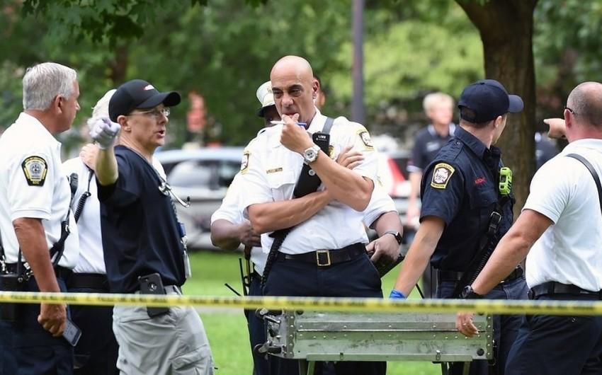 ABŞ-da ticarət mərkəzinə silahlı hücum olub, yaralılar var - VİDEO