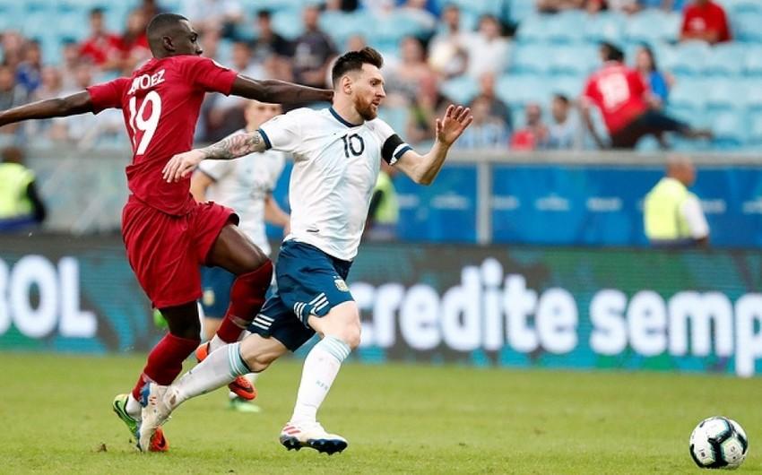 Messi: Argentina yığması əminliyini əldə etməli idi