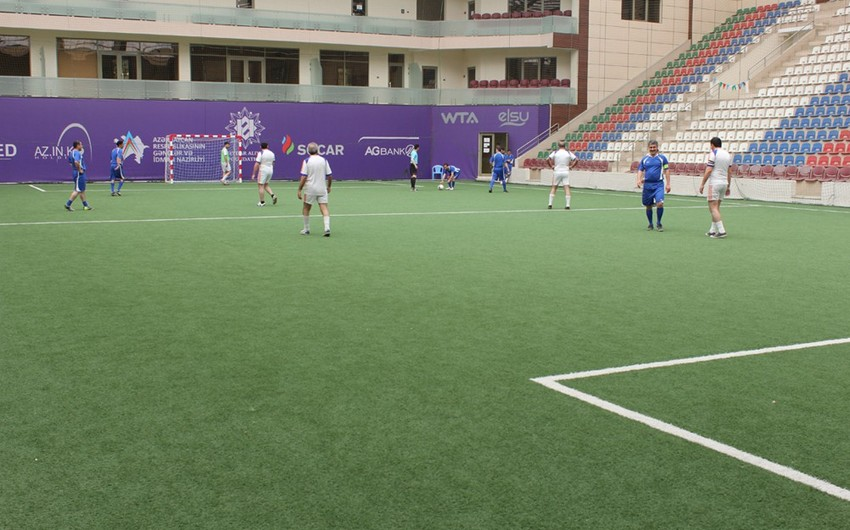 DSK-da mini futbol turnirinə start verilib