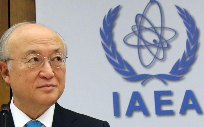 IAEA chief dies aged 72