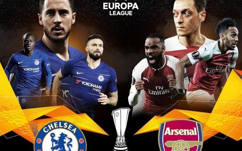 Очередное новшество на финале Лиги Европы в Баку