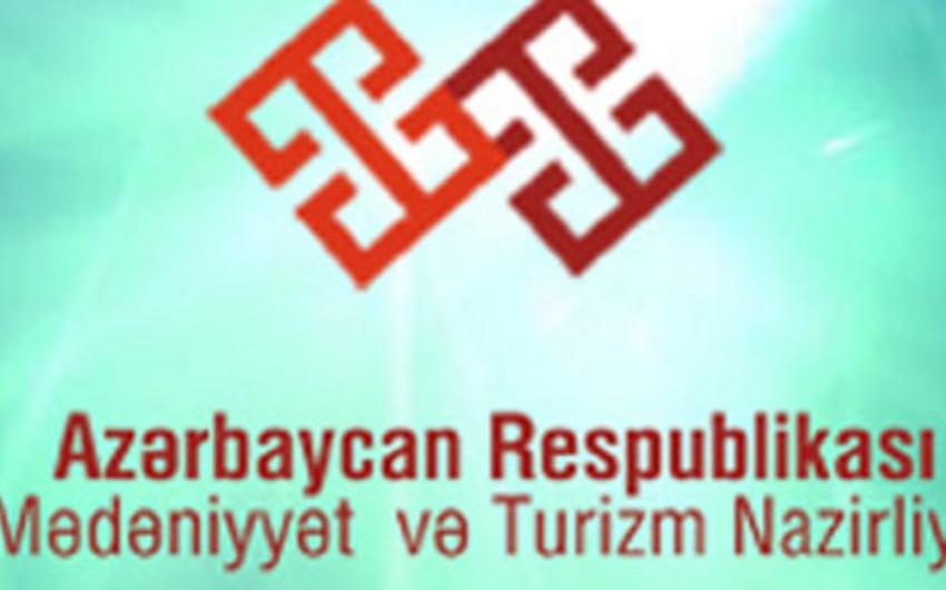 Azərbaycan Mədəniyyət və Turizm Nazirliyində yeni kadr təyinatları olub