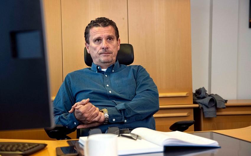 Moldenin direktoru Qarabağla oyundan danışdı