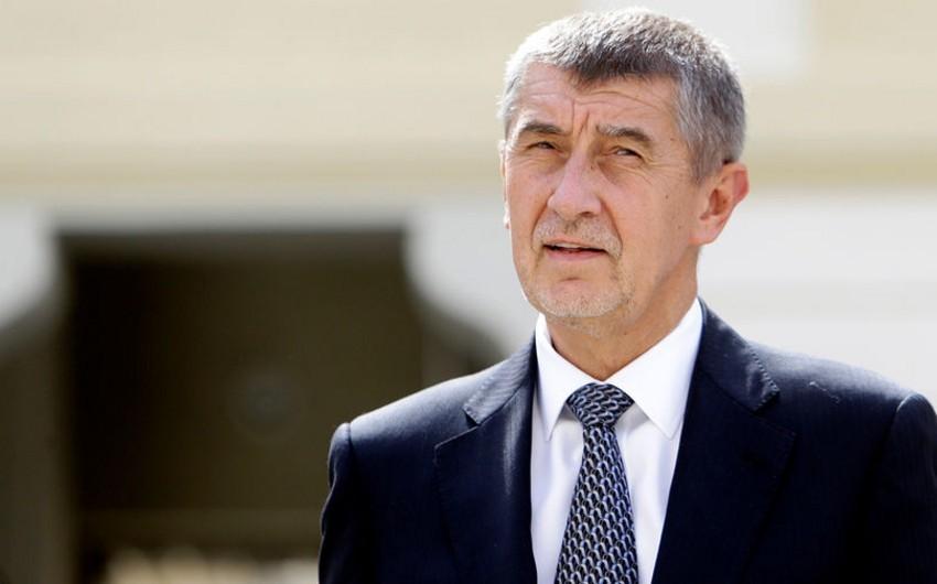 Çexiyanın Baş naziri Şengen zonasını genişləndirməyə çağırıb