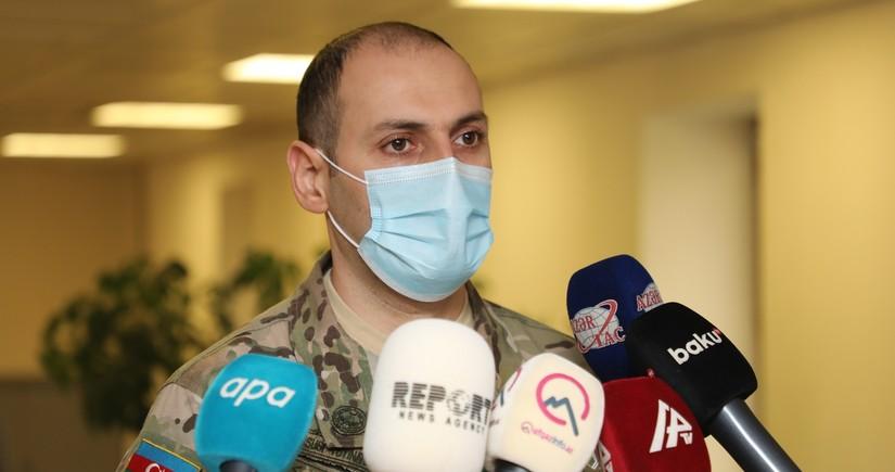 İsrailli həkimlər 28 qaziyə protez göz taxıb, 24 qazi isə müalicə üçün Türkiyəyə yola salınıb