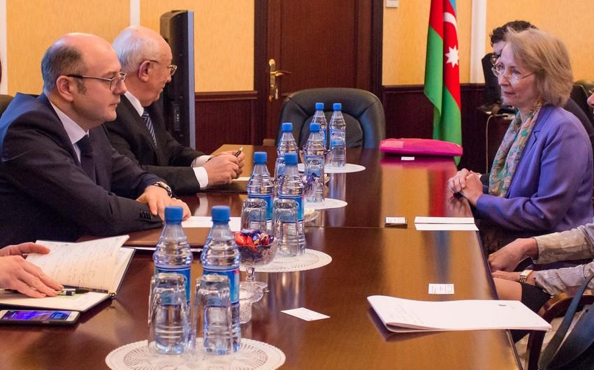 Azerbaijan and UK mull cooperation on renewable energy source