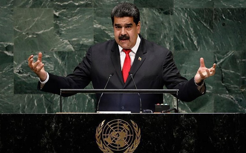 Bu il Maduro BMT Baş Assambleyasının iclasında iştirak etməyəcək