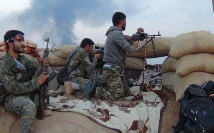 Kürdlər İŞİD yaraqlılarını Kobanidən çıxarıblar