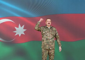 Today marks one year since beginning of Second Karabakh War