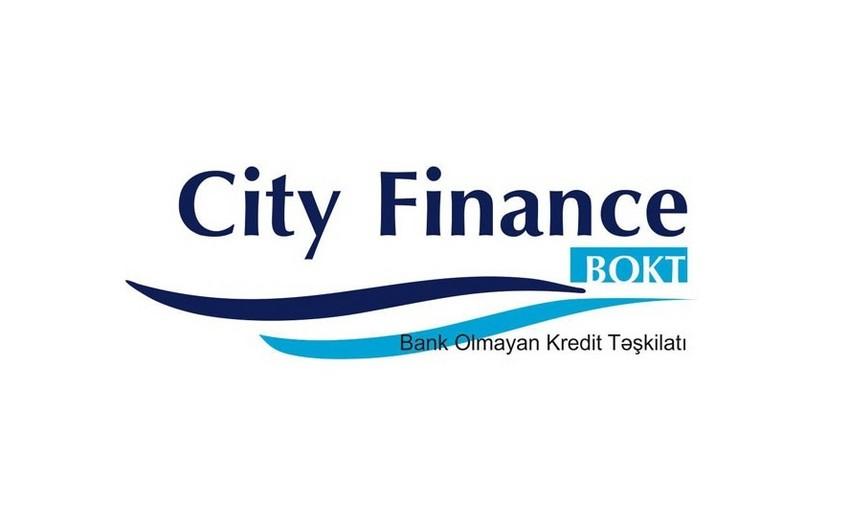 City Financeın aktivləri 33% azalıb