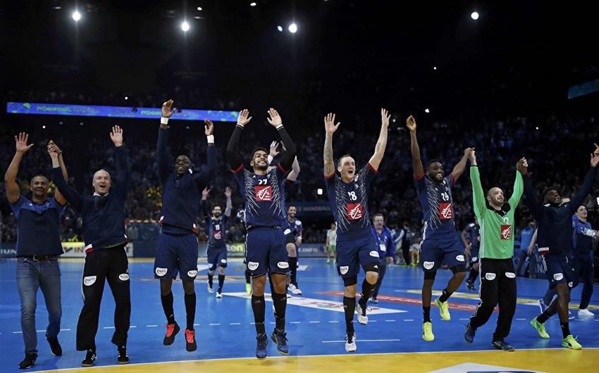 Сборная Франции стала чемпионом мира по гандболу