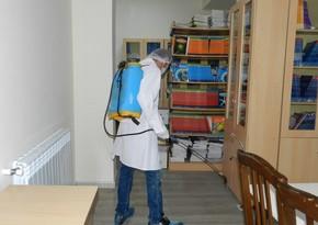 На санитарно-эпидемиологические мероприятия в Азербайджане выделят свыше 40млнманатов