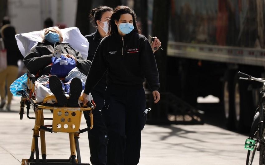 ABŞ-da koronavirusdan ölənlərin sayı 100 mini keçdi