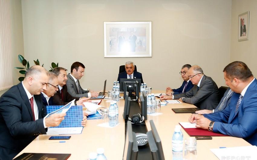 AFFA-nın İcraiyyə Komitəsinin iclası keçirilir