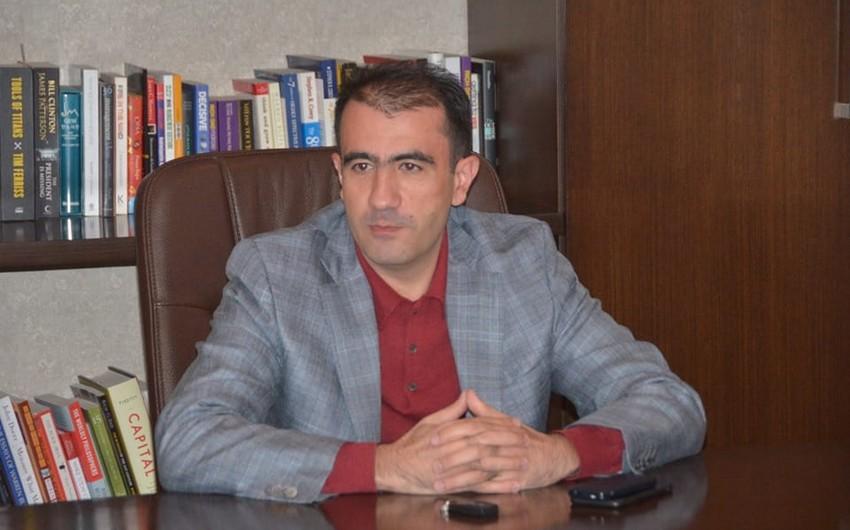 Naghi Safarov elected Council member of ETU