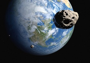 Potentially dangerous asteroid whizzes past Earth