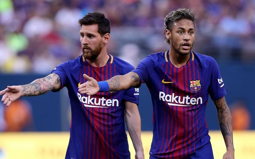 Neymar Messi və Mbappedən danışıb