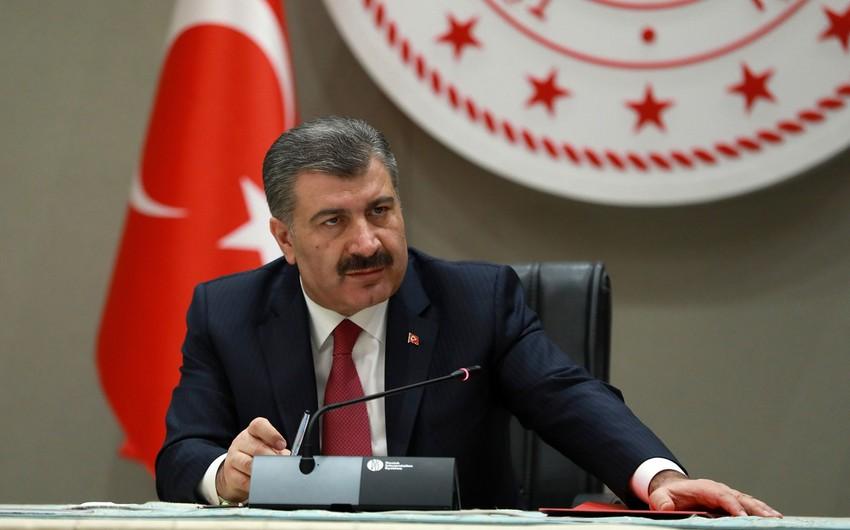 Türkiyədə pandemiya qurbanlarının sayı 5,3 min nəfəri ötüb