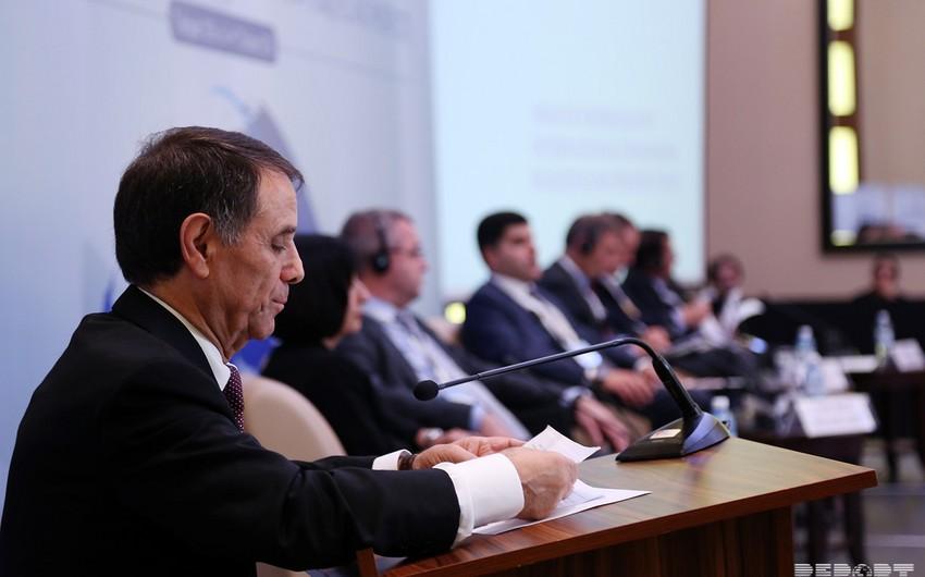 Новруз Мамедов: Сегодня, несмотря на кризис, на долю Азербайджана приходится 75% от общего ВВП Южного Кавказа