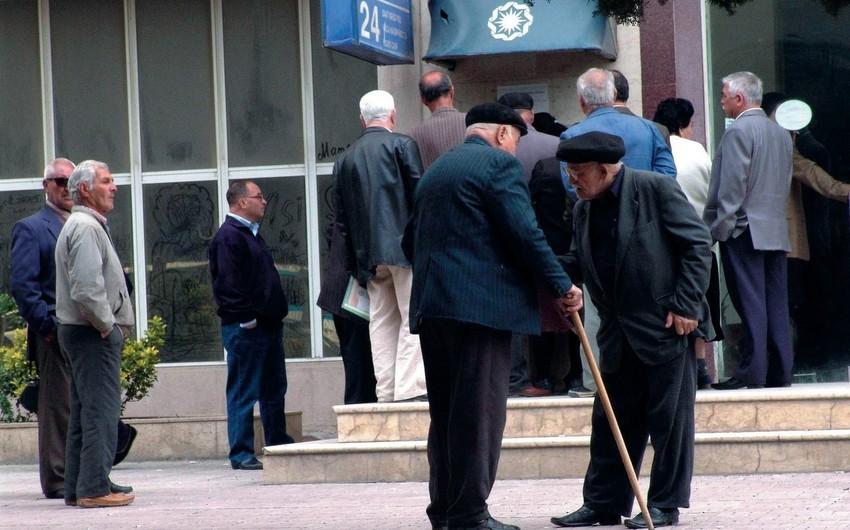 Nazirlik: Avqust ayı üzrə pensiyalar hesablara köçürülüb
