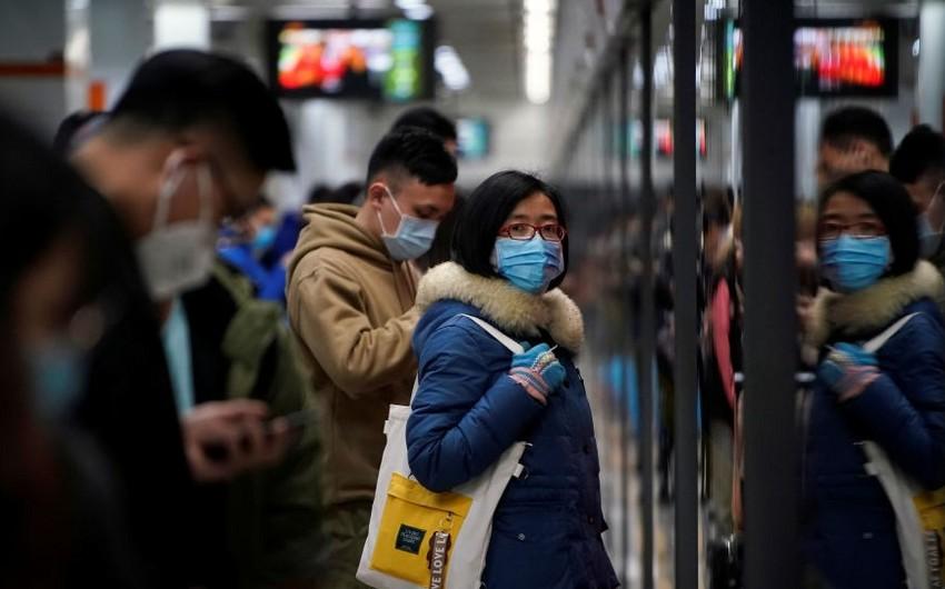 Çində qızdırması olan şəxslərin nəqliyyatdan istifadəsi qadağan edildi