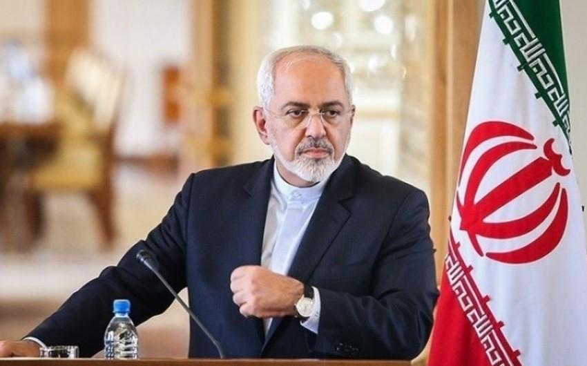 """İran XİN başçısı: """"Bu cür hücumlara görə ABŞ məsuliyyət daşıyır"""""""