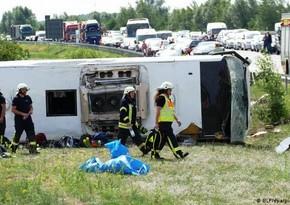 Чешские туристы попали в аварию в Германии