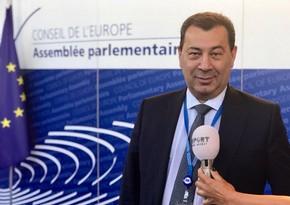 Samad Seyidov: Azerbaijan's right voice is already heard in PACE