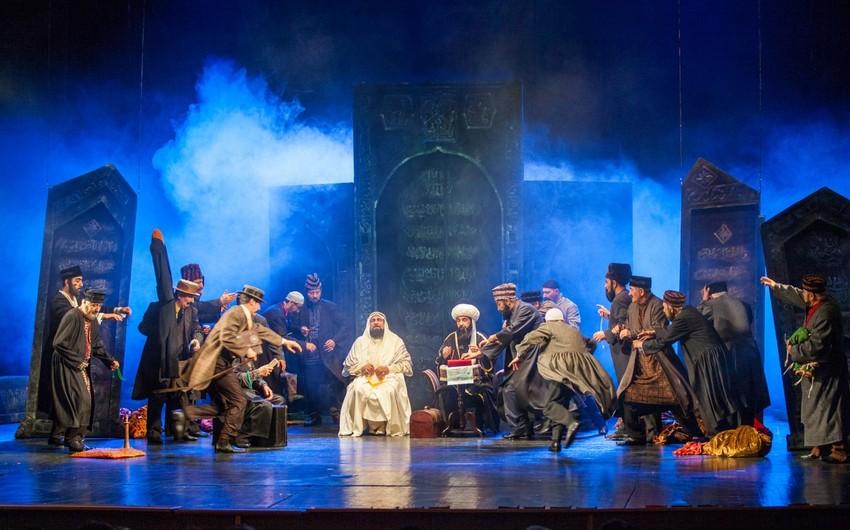 """Akademik Milli Dram Teatrında """"Ölülər"""" tamaşası yeni quruluşda nümayiş etdiriləcək"""