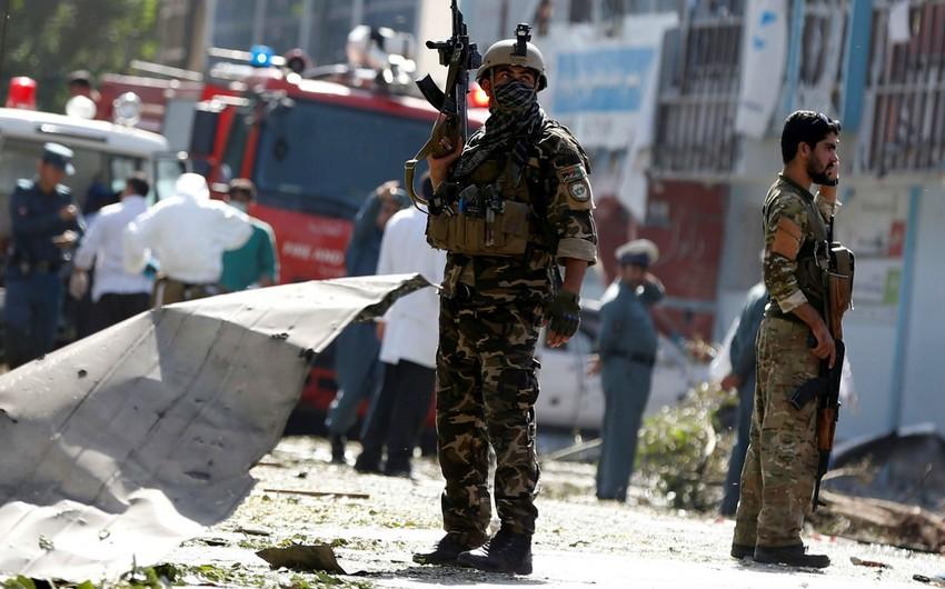 Əfqanıstanda terror aktı törədilib, ölənlər və yaralananlar var